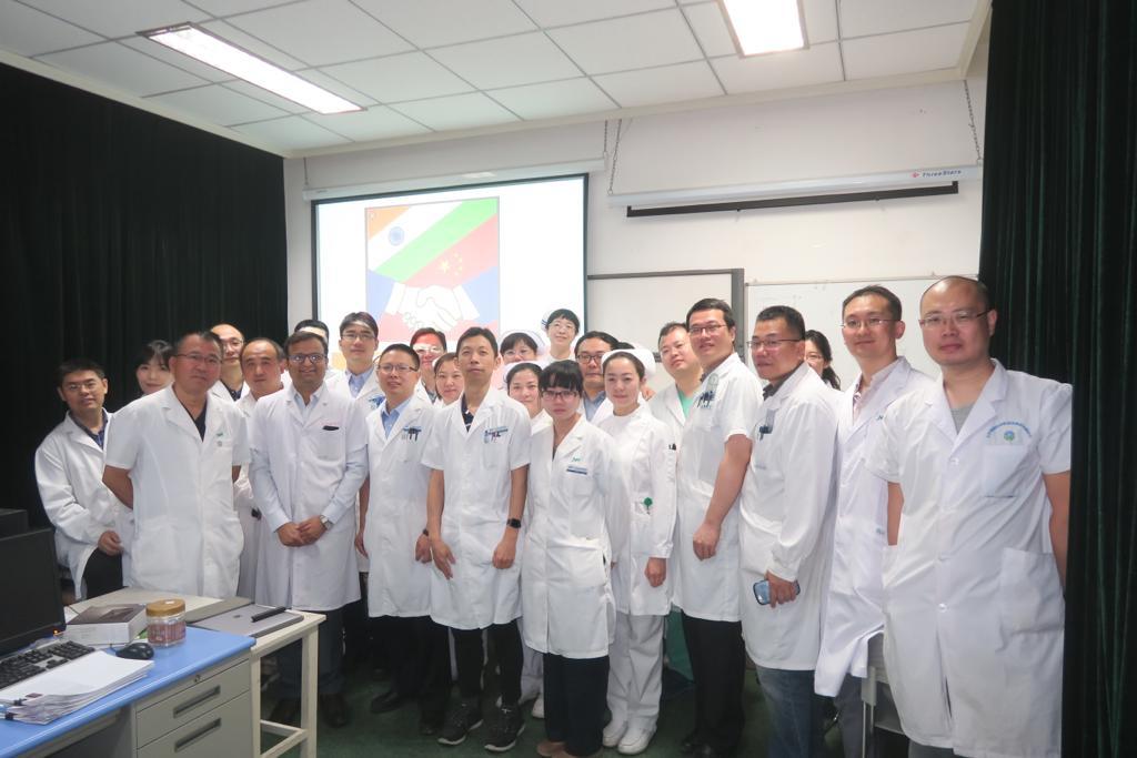China fellowship